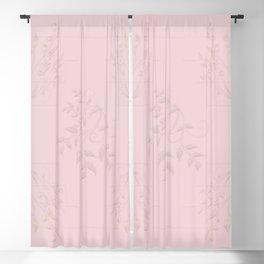 Vanilla Ice Density Blackout Curtain