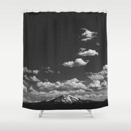 Mount Sopris Shower Curtain