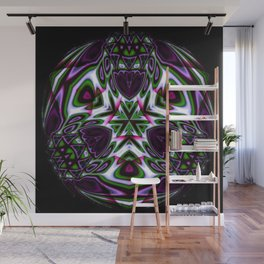 Lucky Seal Abstract Wall Mural