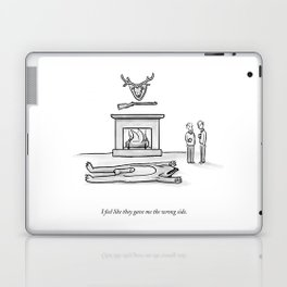 The Wrong Side Laptop & iPad Skin