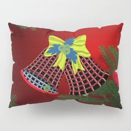Christmas Bells Pillow Sham