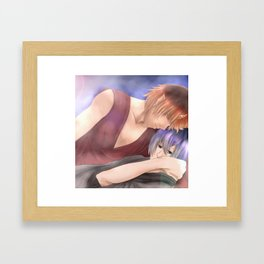 New 1# Framed Art Print