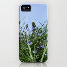 Wildflower Meadow iPhone Case