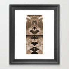 Hearts Desire Framed Art Print