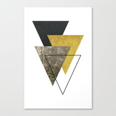 Modern Geometric I Canvas Print