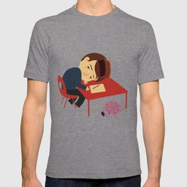 absent brain T-shirt