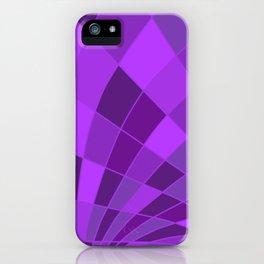 Camaïeu (I) [ Lilac-purple ultra-violet] iPhone Case