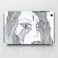 gypsy iPad Cases featuring Gypsy by Esther Knox