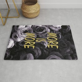 More is More Rug