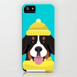 Borris iPhone Case