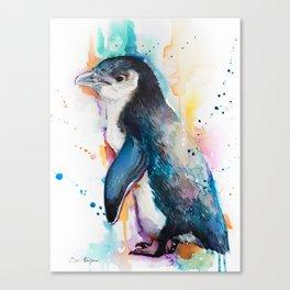 Little Blue Penguin Canvas Print