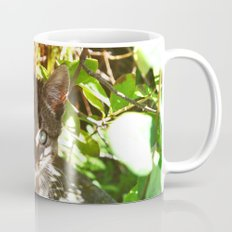 Cat in the shadows Mug