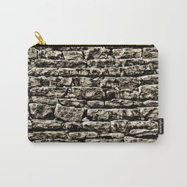 Old Stone Wall #4 Carry-All Pouch