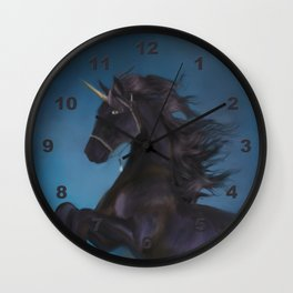 The power of the Unicorn Wall Clock
