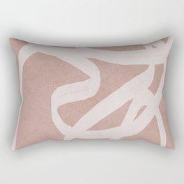 Abstract Flow I Rectangular Pillow