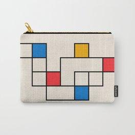 Bauhaus Blocks Carry-All Pouch