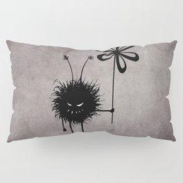 Evil Flower Bug Pillow Sham