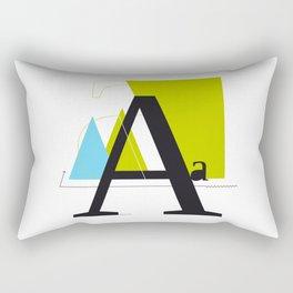 A a Rectangular Pillow
