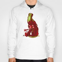 drink Hoodies featuring Cold Drink by Artistic Dyslexia