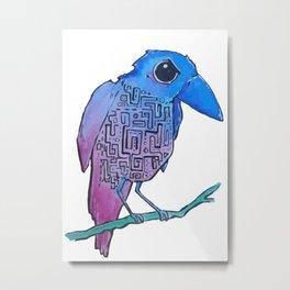 Birds aren't real (2) Metal Print
