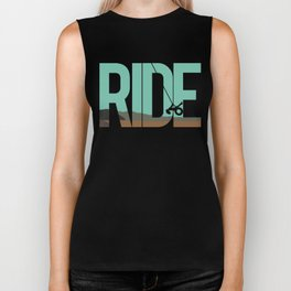 Ride LDR Biker Tank