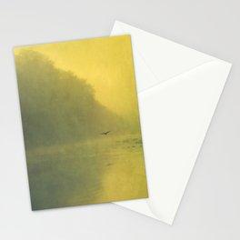 soft reflection Stationery Cards