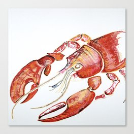 The Lobster Canvas Print
