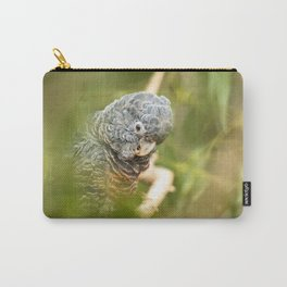 Female Gang Gang Cockatoo Carry-All Pouch