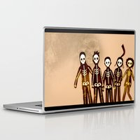 misfits Laptop & iPad Skins featuring Misfits by colleencunha