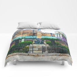 Trapani art 12 Sicily Comforters