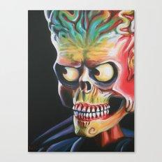 Ack Ack Canvas Print