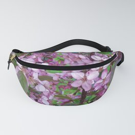 Profusion Crabapple 3 Fanny Pack