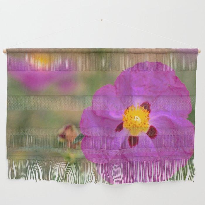 Lynda Anne Art Flower Wall Hanging
