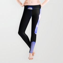 Blue Radiator Leggings