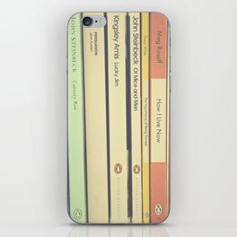 Reading the Classics iPhone Skin