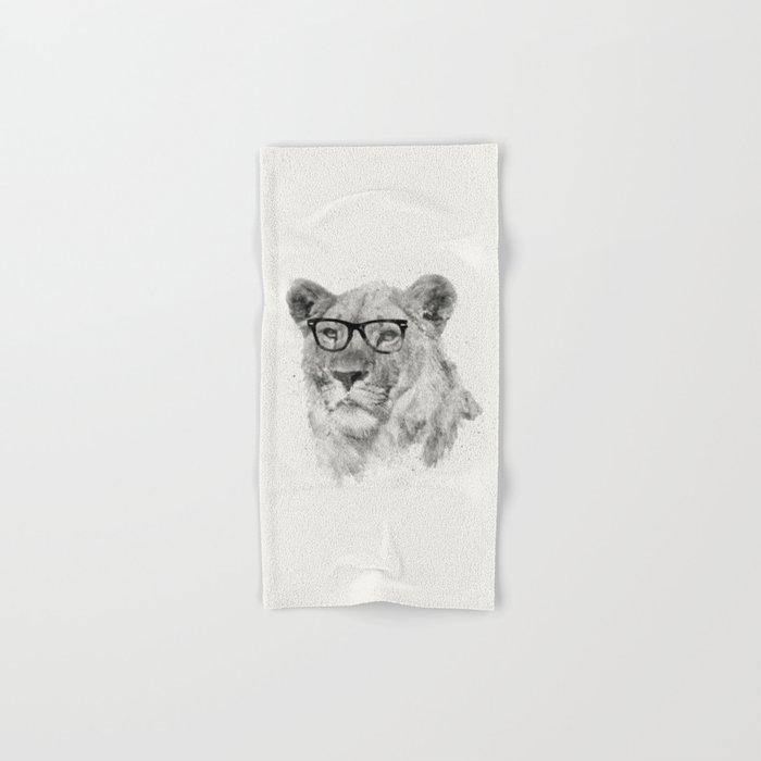 Wild Hipster Hand & Bath Towel