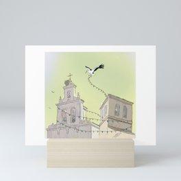 San Blas Mini Art Print