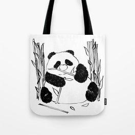 Fat Panda Tote Bag