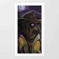 The Hallow Art Print
