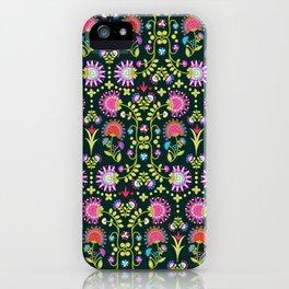 Folkloric 1 iPhone Case