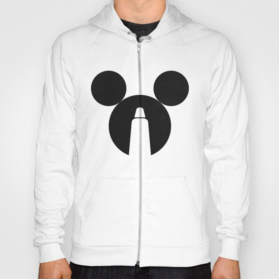 The Dark Side of the Mouse Hoody