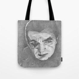 Bela Lugosi // Graphite Tote Bag