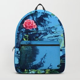 Rose Ripple Reflection Backpack