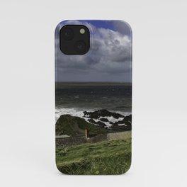Hartland Quay Devon iPhone Case