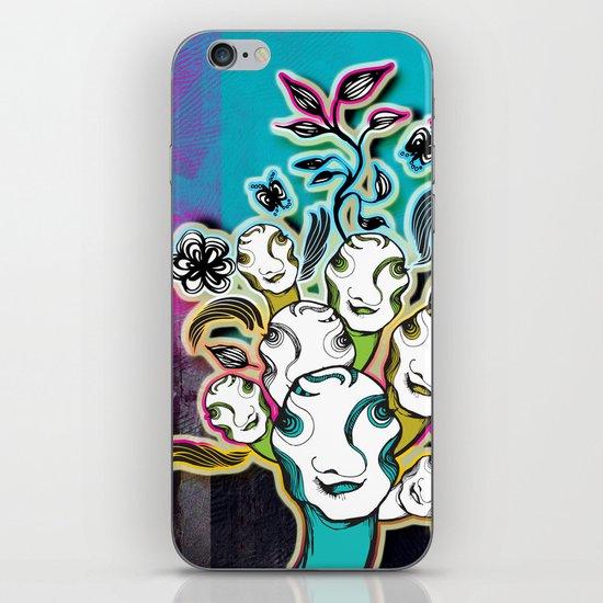 Abstract Tree iPhone & iPod Skin
