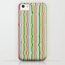 Disturbed Stripes iPhone Case