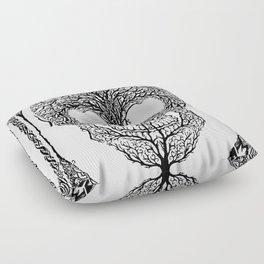 Anthropomorph II Floor Pillow