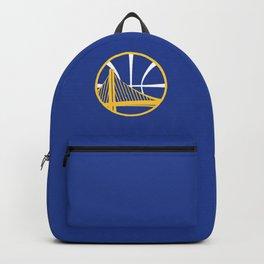 Warriors Logo Backpack