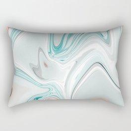 Liquid Tropics Rectangular Pillow