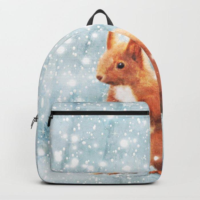 Squirrel Rucksack